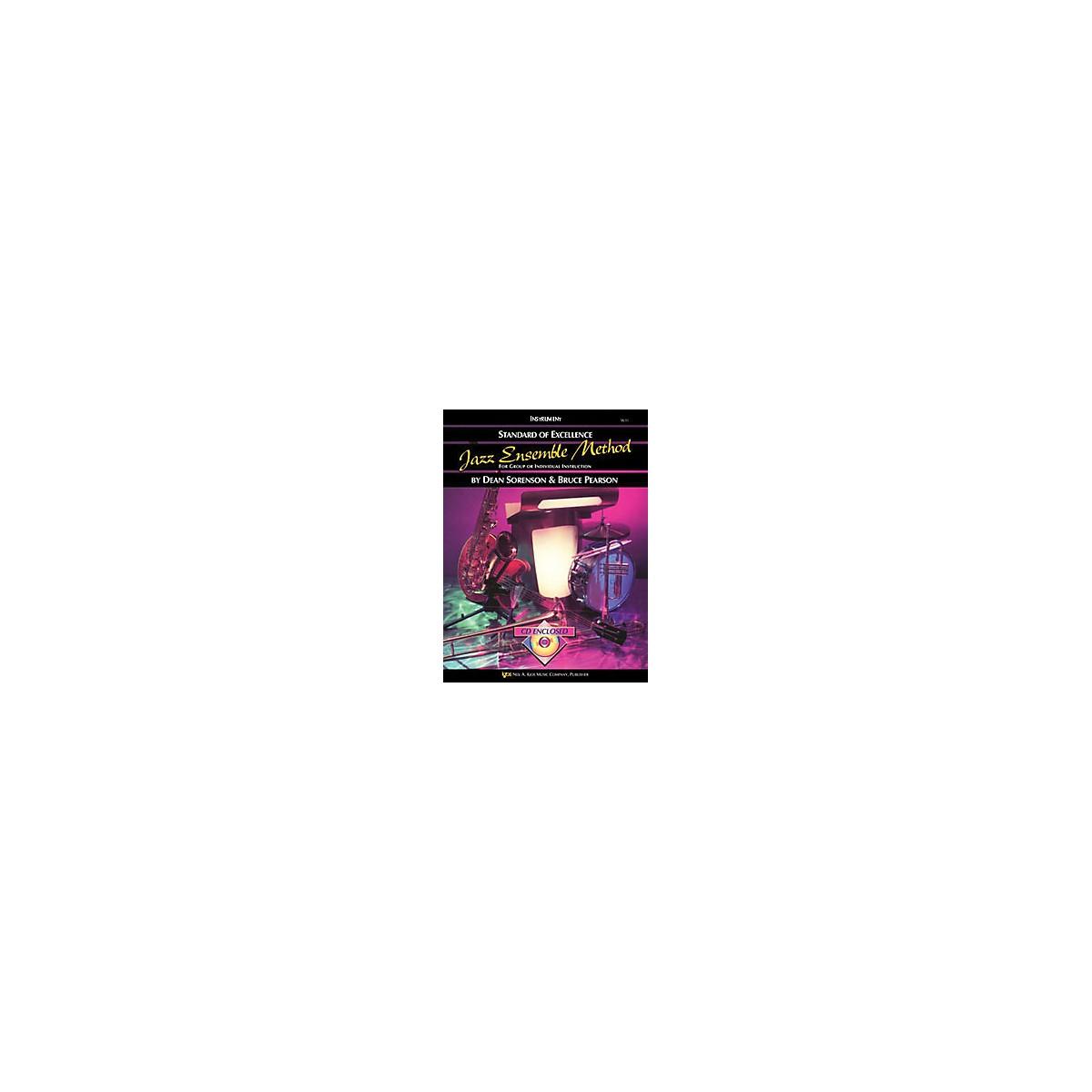 KJOS Standard Of Excellence for Jazz Ensemble 1St Tenor Sax