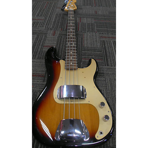 Fender Standard Precision Bass Sunburst Electric Bass Guitar