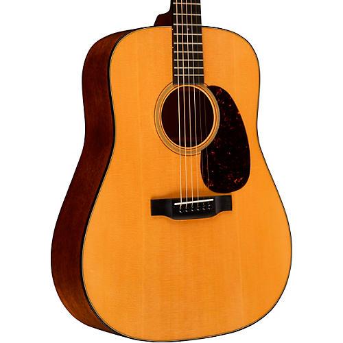 Martin Standard Series D-18 Dreadnought Acoustic Guitar