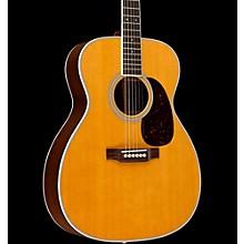 Martin Standard Series M-36 Slim Body Acoustic-Electric Guitar
