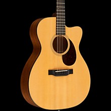 Martin Standard Series OMC-18E Orchestra Model Acoustic-Electric Guitar Natural