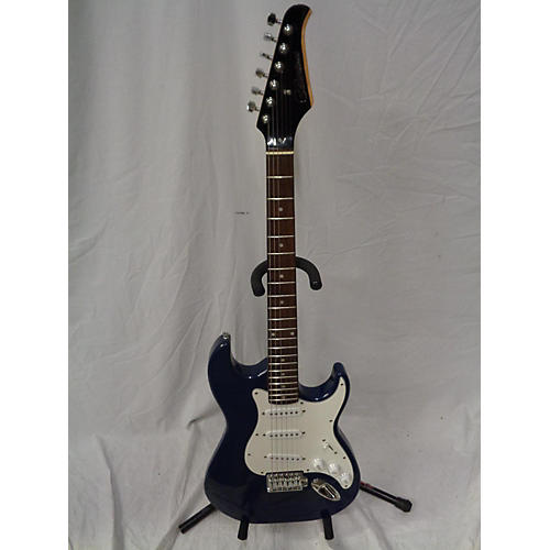 Silvertone Standard Solid Body Electric Guitar