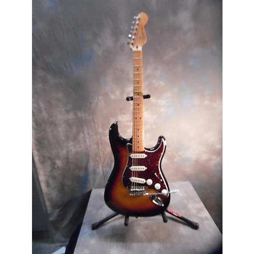 Fender Standard Stratocaster 3TS Solid Body Electric Guitar