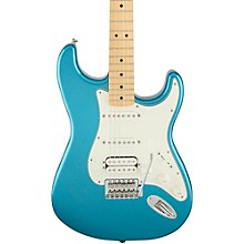 Standard Stratocaster HSS Electric Guitar Lake Placid Blue Gloss Maple Fretboard