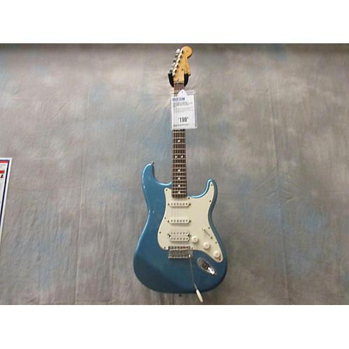 Fender Standard Stratocaster HSS Lake Placid Blue Solid Body Electric Guitar