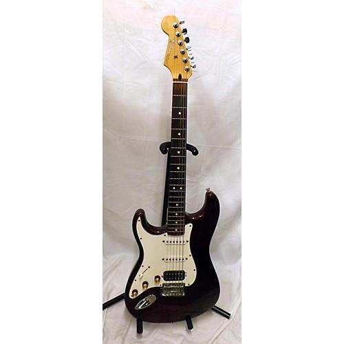 used fender standard stratocaster hss left handed electric guitar guitar center. Black Bedroom Furniture Sets. Home Design Ideas