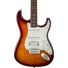 Fender Standard Stratocaster HSS Plus Top Pau Ferro Fingerboard