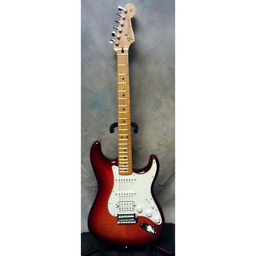 Fender Standard Stratocaster HSS Plus Top Solid Body Electric Guitar