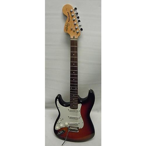 Squier Standard Stratocaster Left Handed Electric Guitar