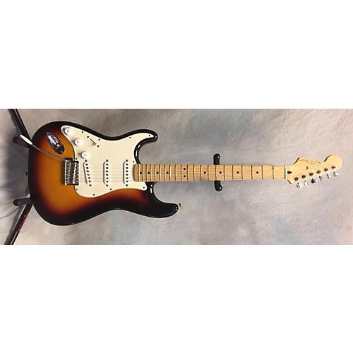 Fender Standard Stratocaster Left Handed Solid Body Electric Guitar