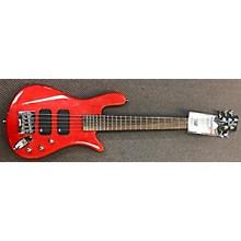 RockBass by Warwick Standard Streamer 5 Electric Bass Guitar