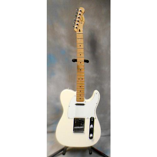 Fender Standard Telecaster Alpine White Solid Body Electric Guitar