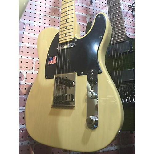 Fender Standard Telecaster Ash Honey Blonde Solid Body Electric Guitar