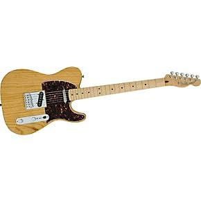 fender standard telecaster electric guitar ash guitar center. Black Bedroom Furniture Sets. Home Design Ideas