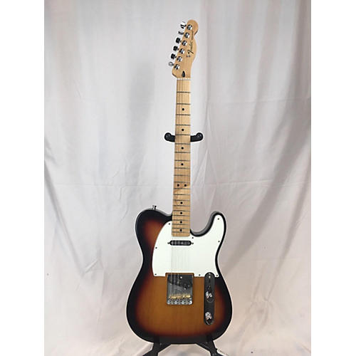 used fender standard telecaster solid body electric guitar 3 color sunburst guitar center. Black Bedroom Furniture Sets. Home Design Ideas