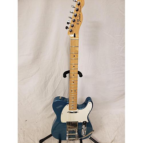 used fender standard telecaster solid body electric guitar lake placid blue guitar center. Black Bedroom Furniture Sets. Home Design Ideas