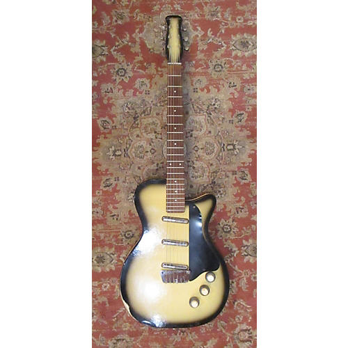 Danelectro Standard Three Pickup Solid Body Electric Guitar
