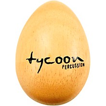 Tycoon Percussion Standard Wooden Egg Shakers (Pair)