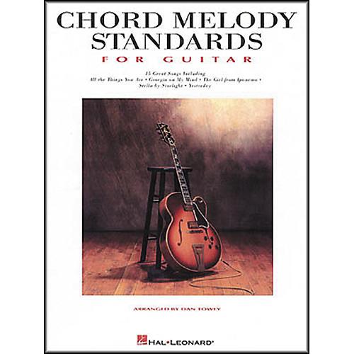 Hal Leonard Standards for Guitar Chords & Melody