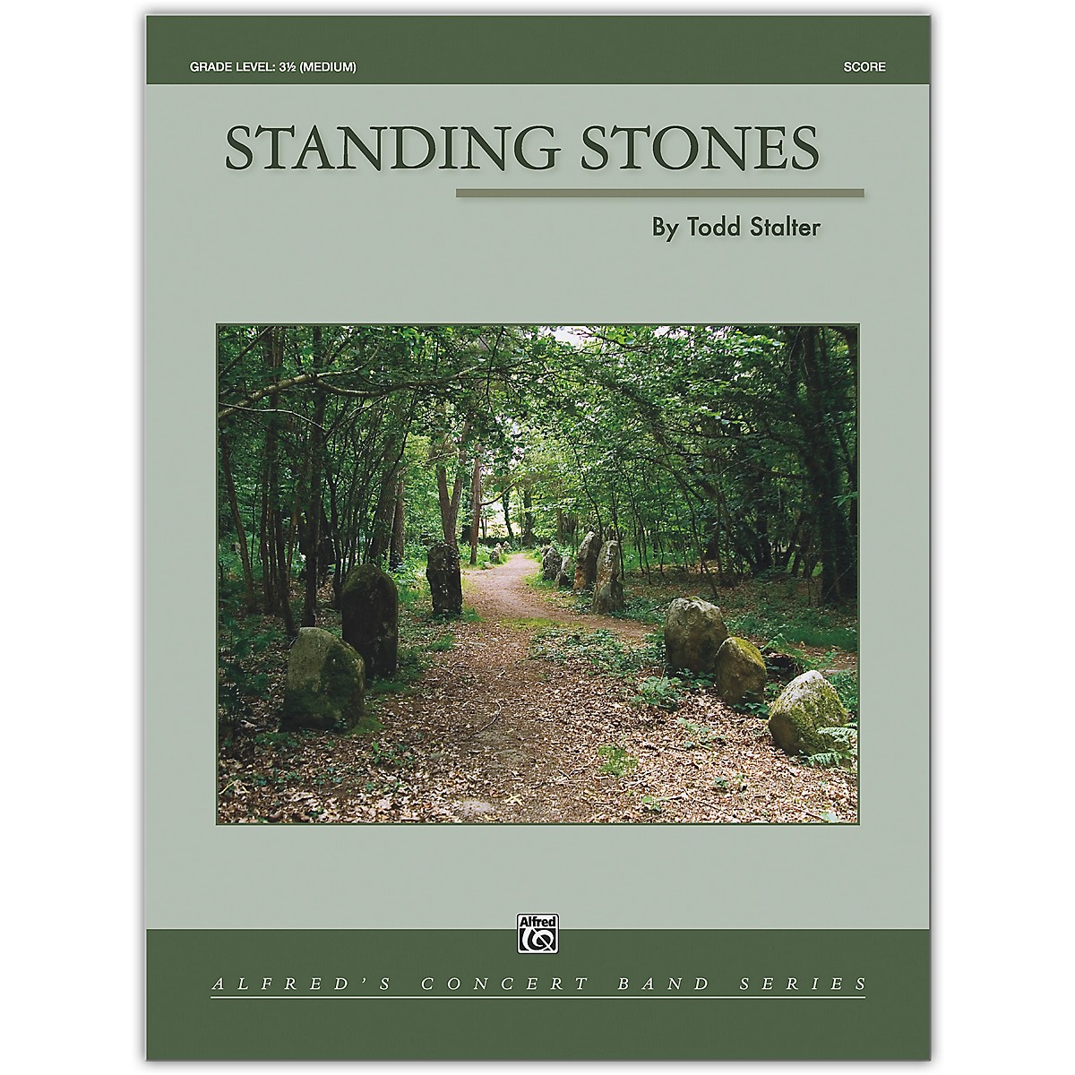 Alfred Standing Stones Conductor Score 3.5 (Medium)