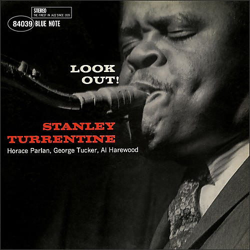 Alliance Stanley Turrentine - Look Out