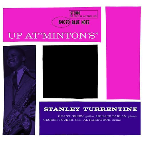 Alliance Stanley Turrentine - Up at Mintons 2