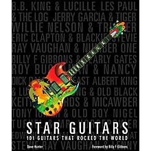 Hal Leonard Star Guitars - 101 Guitars that Rocked the World