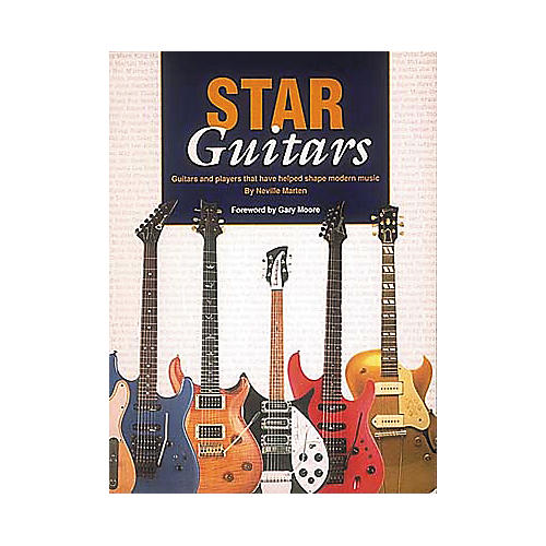 Hal Leonard Star Guitars