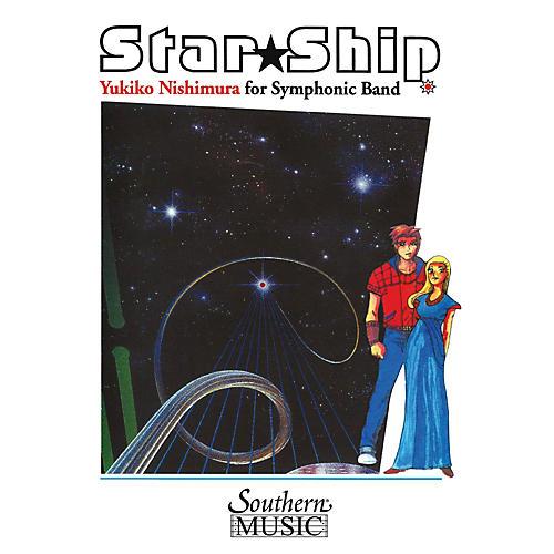Southern Star Ship Concert Band Level 3 Composed by Yukiko Nishimura