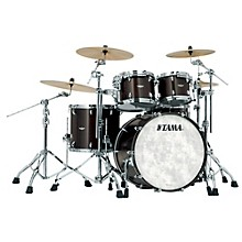 TAMA Star Walnut 4-Piece Shell Pack
