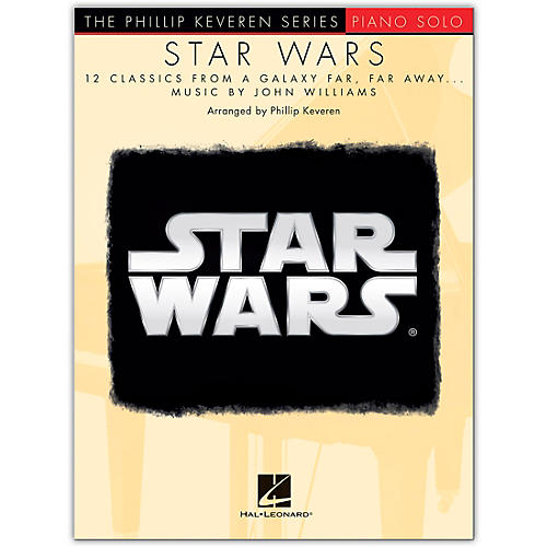 Hal Leonard Star Wars - 12 Classics for Piano Solo from The Phillip Keveren Series