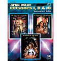 Alfred Star Wars Episodes I, II & III Instrumental Solos - Alto Sax (Book/CD) thumbnail