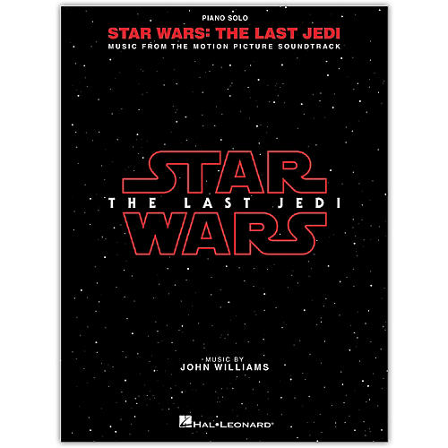 Hal Leonard Star Wars: The Last Jedi Music from the Motion Picture Soundtrack for Piano Solo