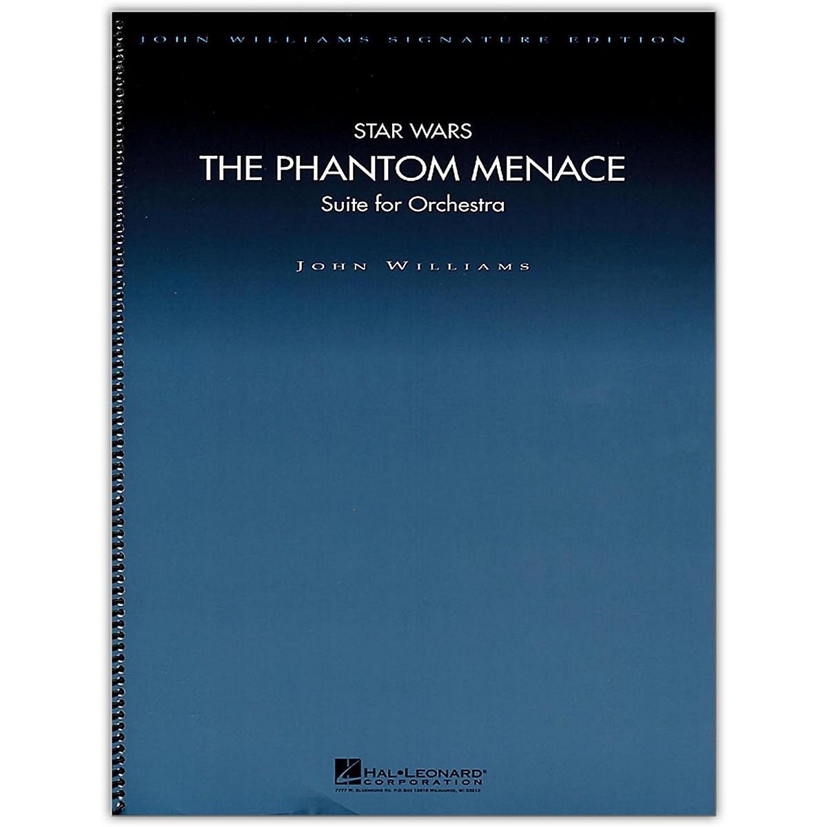 Hal Leonard Star Wars: The Phantom Menace - John Williams Signature Edition Orchestra