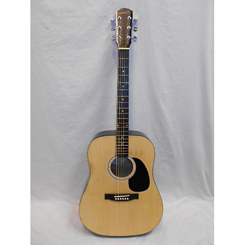 Starcaster by Fender Starcaster Acoustic Acoustic Guitar