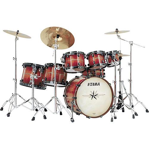 TAMA Starclassic Exotix Limited Edition 7 Piece Drum Set