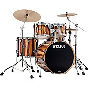 Starclassic Performer 4-Piece Shell Pack With 22 in. Bass Drum Caramel Aurora