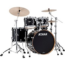 Starclassic Performer 4-Piece Shell Pack With 22 in. Bass Drum Piano Black