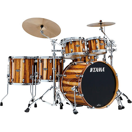 TAMA Starclassic Performer 5-piece Shell Pack With 22