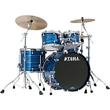 Starclassic Performer B/B 4-Piece Shell Pack Lacquer Ocean Blue Ripple