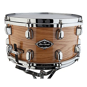 tama starclassic performer b b snare drum natural white oak finish 14 x 7 in guitar center. Black Bedroom Furniture Sets. Home Design Ideas