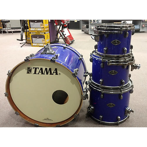 TAMA Starclassic Performer Birch Bubinga Drum Kit