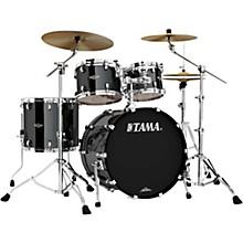 Starclassic Walnut/Birch 4-Piece Shell Pack with 22