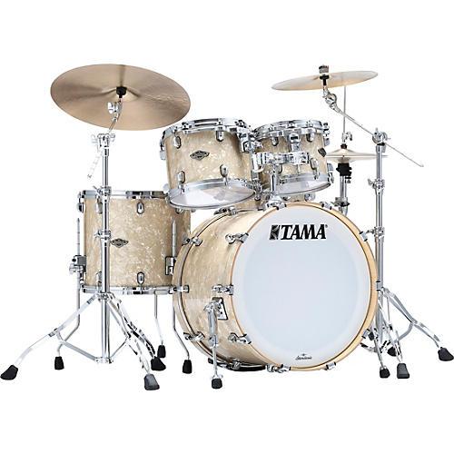 TAMA Starclassic Walnut/Birch 4-Piece Shell Pack with 22