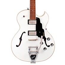 Starfire I SC with Guild Vibrato Tailpiece Semi-Hollow Electric Guitar Snow Crest White
