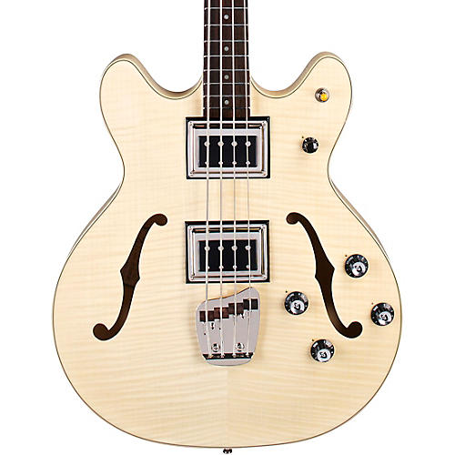 Guild Starfire II Flame Maple Electric Bass