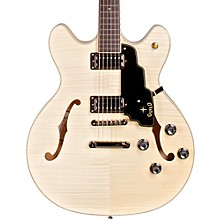 Starfire IV ST Flamed Maple Semi-Hollowbody Electric Guitar Level 2 Natural 190839569035