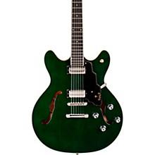 Starfire IV ST Semi-Hollowbody Electric Guitar Green