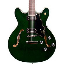 Starfire IV ST Semi-Hollowbody Electric Guitar Level 2 Green 190839687555