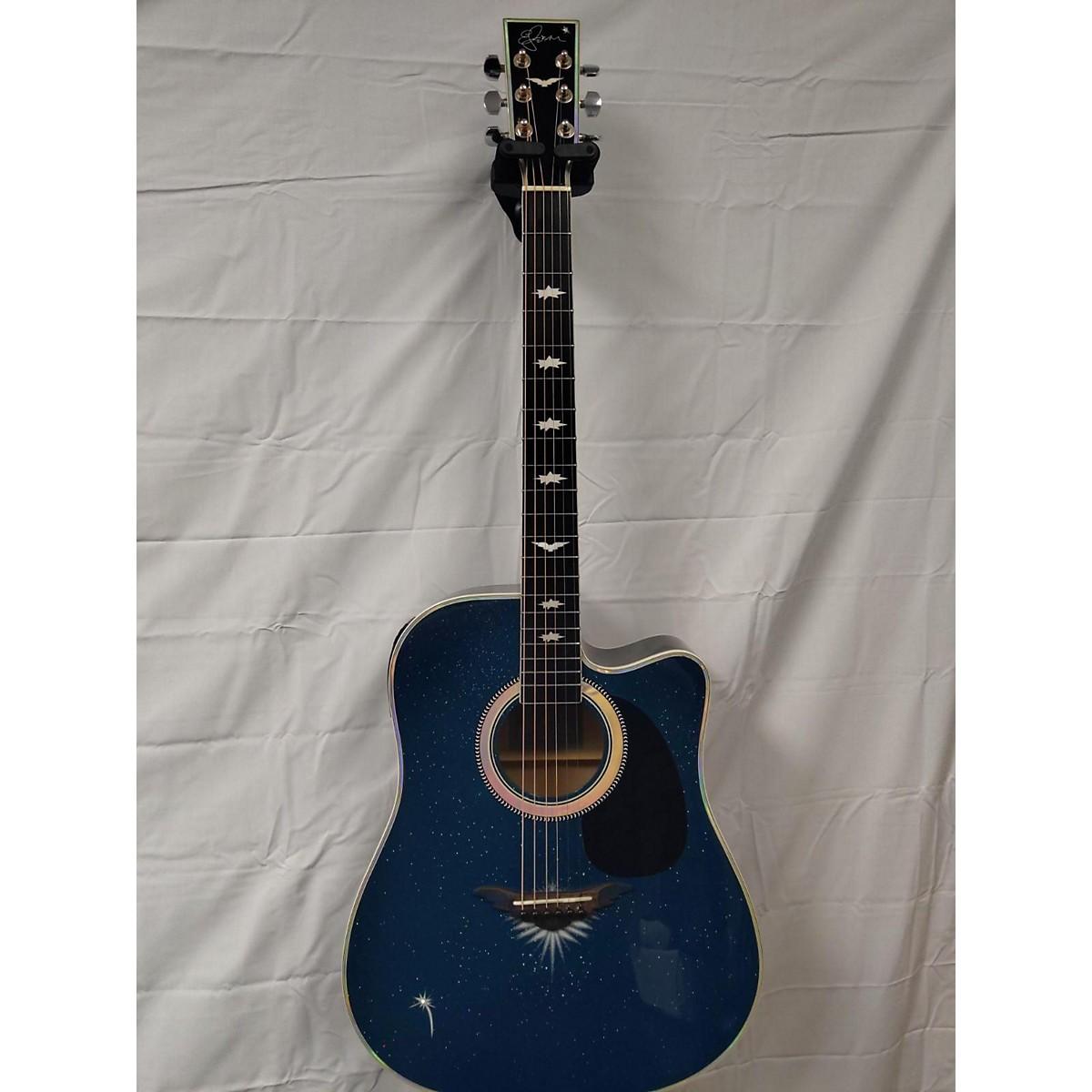 Esteban Starlight Acoustic Electric Guitar